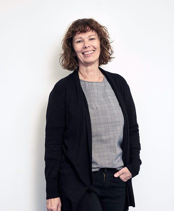 Hildegard Mayr